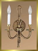 Neoclassical Wall Sconces