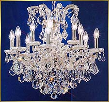 Chandelier Model: CL 8132 CH