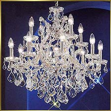 Chandelier Model: CL 8133 CH