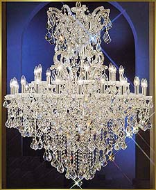Chandelier Model: CL 8137 CH