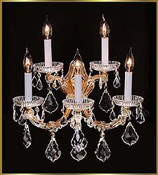 Maria Theresa Wall Sconces