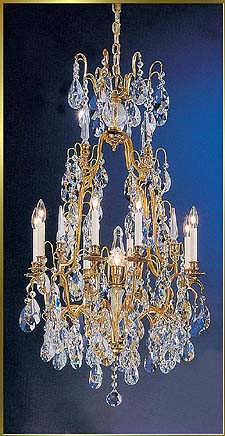 Chandelier Model: CL 9010 FG